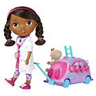 more details on Doc McStuffins Walk N'Talk Doc Doll.