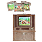 more details on Sylvanian Families Deluxe TV Set.