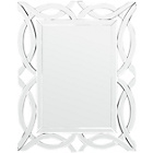 more details on Premier Housewares Crossover Design Wall Mirror.