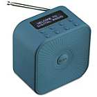 more details on Alba Mono DAB Radio - Blue