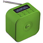 more details on Alba Mono DAB Radio - Green