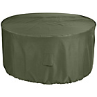 more details on Gardman 2 to 4 Seater Round Patio Set Cover - Green.