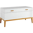 more details on Habitat Tatsuma Storage Trunk - White.