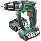 more details on Bosch 18V Cordless Brushless Hammer Drill with 2 Batteries.