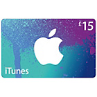 more details on £15 iTunes Gift Card.