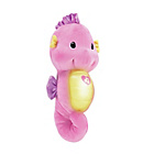 more details on Fisher-Price Soothe & Glow Seahorse - Pink.