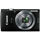 more details on Canon IXUS 160 20MP 8x Zoom Camera - Black.