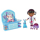more details on Doc McStuffins Magic Talking Check-Up Playset.