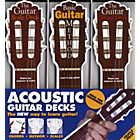 more details on ACOUSTIC GUITAR DECKS TRIPLE PACK