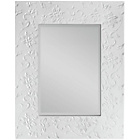 more details on Premier Housewares Chamonix White Wall Mirror.