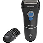 more details on Braun Series 1-130 Electric Shaver.