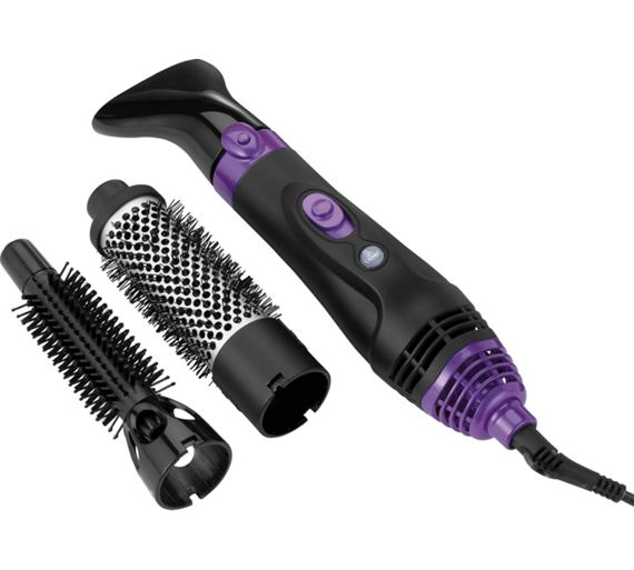 buy nicky clarke frizz control 1200w hot air styler at. Black Bedroom Furniture Sets. Home Design Ideas