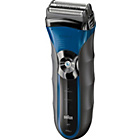 more details on Braun Series 3-340 Electric Shaver.