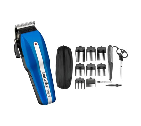 buy babyliss for men powerlight pro 7498cu hair clipper. Black Bedroom Furniture Sets. Home Design Ideas