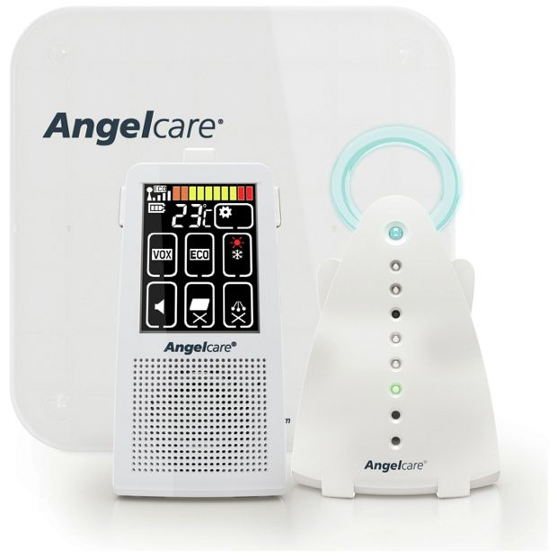 buy angelcare ac701 digital movement and sound baby monitor at. Black Bedroom Furniture Sets. Home Design Ideas