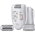 more details on Philips Satinelle HP6423 Epilator with Shaving Head.
