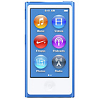 more details on Apple iPod Nano 7th Generation 16GB - Blue.