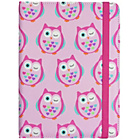 more details on MyDoodles Universal 9-10 Inch Tablet Case with Stylus - Owl.