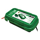 more details on DriBox IP55 Small Waterproof Mains Connection Box - Green.