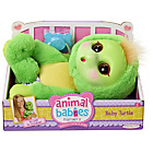 more details on Animal Babies Soft Toy - Turtle.