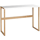 more details on Habitat Kilo Console Table - White.