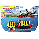 more details on Fisher-Price Thomas & Friends Take-n-Play - James.