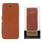 more details on Advanced Accessories iPhone 5/5S Folio - Brown.