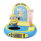 more details on Minions Projector Clock Radio.