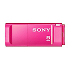 more details on Sony USM8GX 8GB 3.0 X Series USB Flash Drive - Pink.