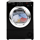 more details on Hoover AquaVision DNCD813BB 8KG Tumble Dryer- Black.