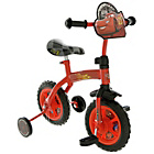 more details on Disney Cars 2in1 10 Inch Bike.