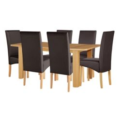 HOME Stonebury Extending Table