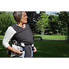 more details on Caboo Cotton Blend Baby Carrier- Grey.