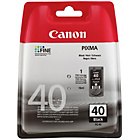 more details on Canon PG 40 Ink Cartridge - Black.