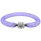 more details on Single Row Violet Crystal Bracelet.