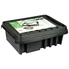 more details on DriBox IP55 Large Waterproof Mains Connection Box - Black.