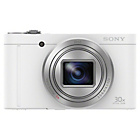 more details on Sony WX500 Compact Camera with 30x Optical Zoom - White.