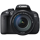more details on Canon EOS 700D Digital SLR Camera with 18-135mm IS STM Lens