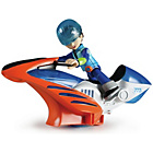more details on Miles From Tomorrow Hoverbike & Miles figure.