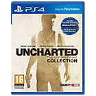 more details on Uncharted Nathan Drake Collection - PS4.