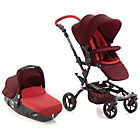 more details on Jane Epic and Matrix Travel System - Red.