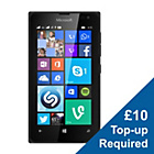 more details on O2 Nokia Lumia 425 Mobile Phone - Black.