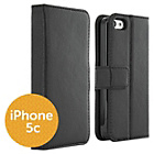 more details on Proporta Folio Case for iPhone 5C - Black.