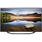 more details on LG UF675V 55 Inch 4K Ultra HD Freeview HD TV.
