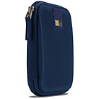 more details on Case Logic EVA Small External Hard Drive Case - Dark Blue.