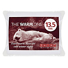 more details on The Warm One 13.5 Tog Duvet - Single.
