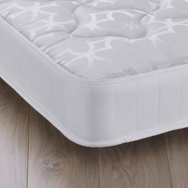 Buy airsprung tomlynn comfort double mattress at for Online shopping for mattresses