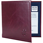 more details on Blue Badge Company Cordovan Creek Leather Display Wallet.