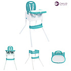 more details on My Child Graze Highchair - Aqua.