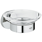 more details on Grohe Basic Soap Dish including Holder.